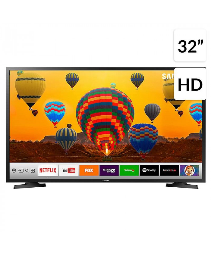 "TV SAMSUNG LED 32"" UN32J4290AGXPR"